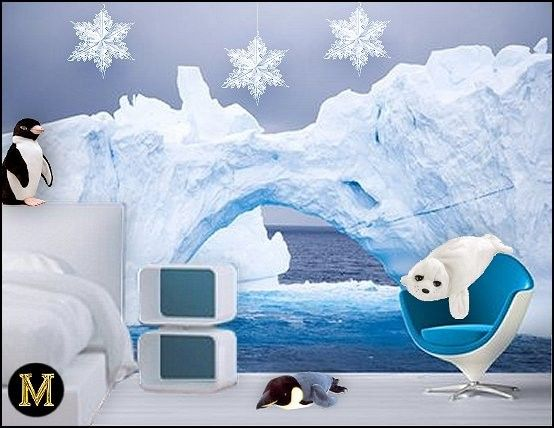 2014 Halloween Frozen Snowflake Decorations   2014 Winter Wonderland Theme  Bedrooms