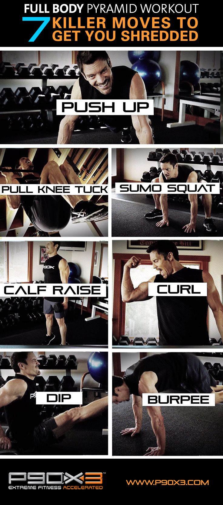 Push Ups, Pull Knee Tucks, Dips, Burpees... HOLY SMOKES KIDS, this workout might break you! JUST KIDDING..but it's sure to give you a full body workout!