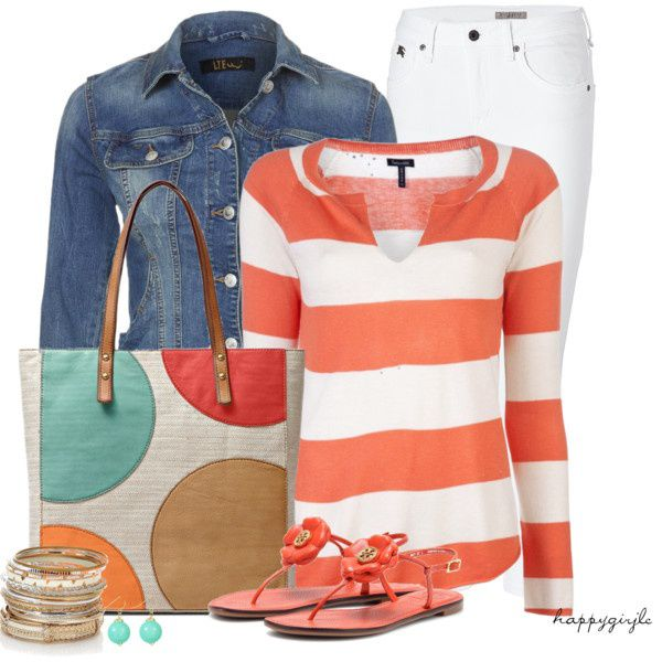 cool summer outfits | Cool Summer Nights Fashion Idea Pictures, Photos, and Images for ...