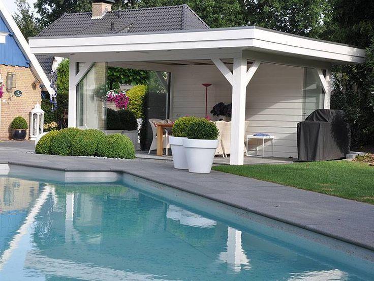 Die besten 25+ Outdoor gartenzimmer Ideen auf Pinterest Hof - moderne gartengestaltung mit pool