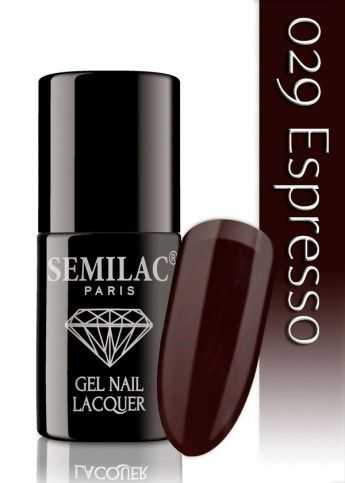 Semilac 029 Espresso UV&LED Nagellack