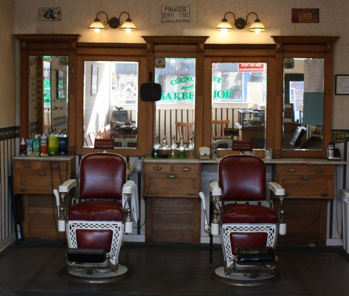 Council Grove Barber Shop | From the Barber's Chair