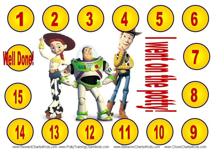 Toy Story Potty Training Certificate : Images about charts on pinterest potty toy
