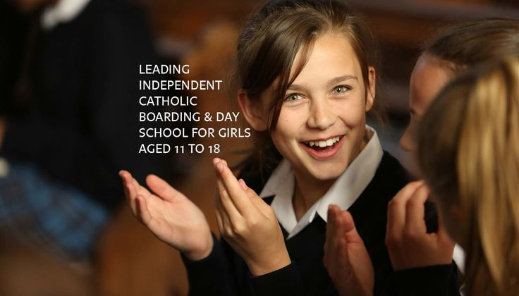 An Independent Catholic Day and Boarding School for girls in East Sussex