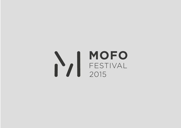 MOFO Festival by Harley Jackman, via Behance