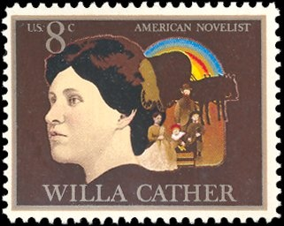 Best Willa Cather Images On Pinterest Writers Nebraska And - Willa cather us map
