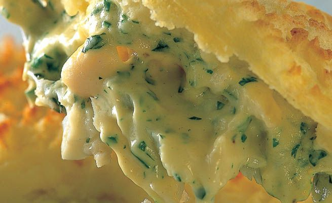 Rick Stein's recipe for a warming fish pie. Hearty, comforting and packed with flavour. Yes please! http://bit.ly/gMig9G
