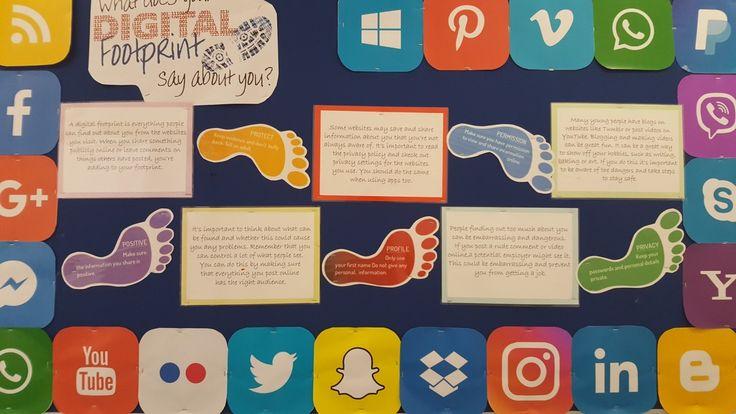 best 25  digital footprint ideas on pinterest