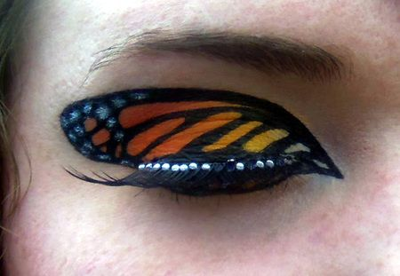 64 best images about roller derby war paint on pinterest for Wing eyecare