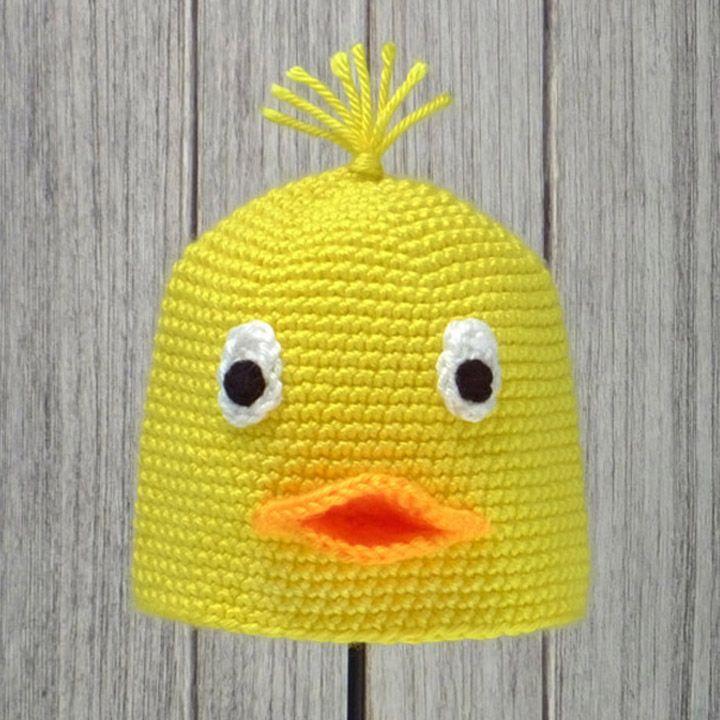 Attractive Crochet Hat Patterns For Kids Animals Crest Easy Scarf