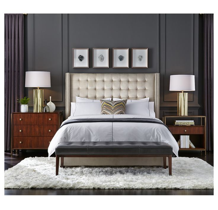 1000 Images About Bedrooms On Pinterest Bobs Spring