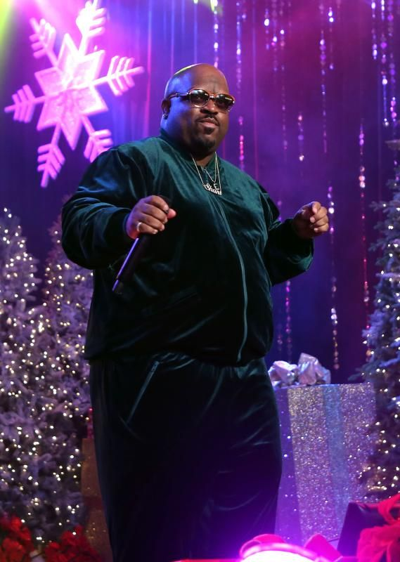 Cee-Lo Green appears at the 86th Annual Hollywood Christmas Parade in Los Angeles on Nov. 26, 2017.