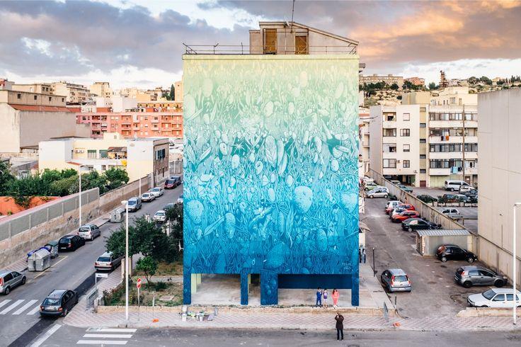 Tellas, Under the city, Cagliari - photo Antonio Pintus