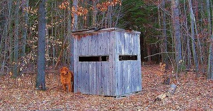 Having a homemade deer box blind is a nice benefit when hunting. Being able to keep movements hidden, keeping dry in rainy weather and having a place to thaw out in the cold are ...