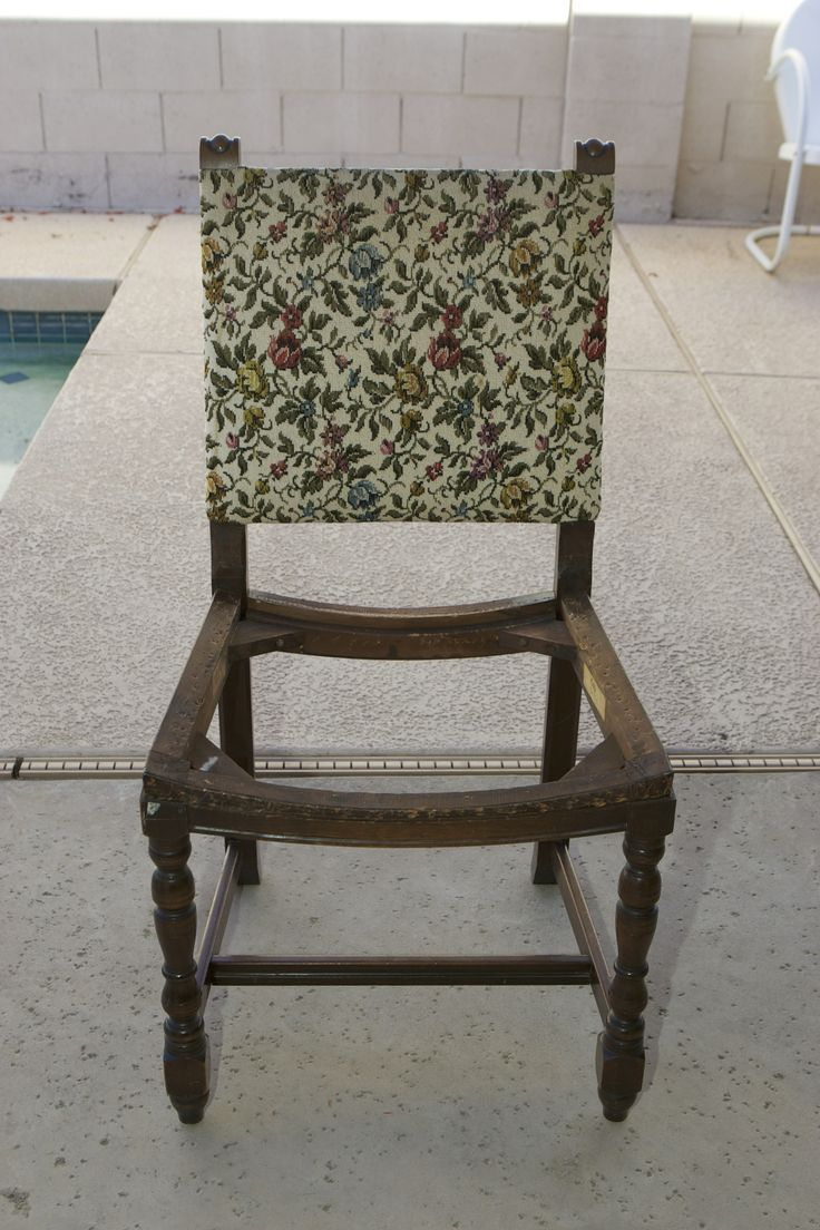 Chair Reupholstery 100 Year Old Chair Reupholstery