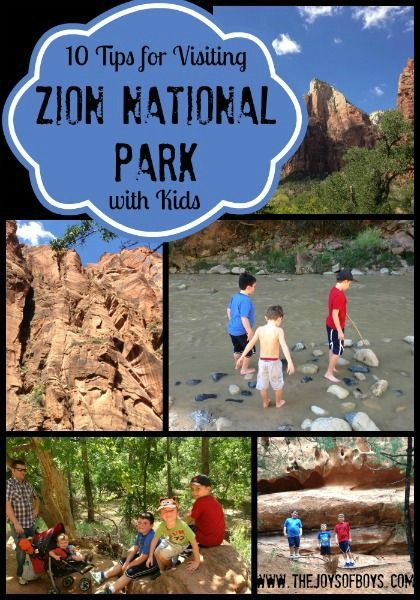Visiting the National Parks with our family is one of our favorite things to do.  Here are 10 tips for visiting Zion National Park with kids.