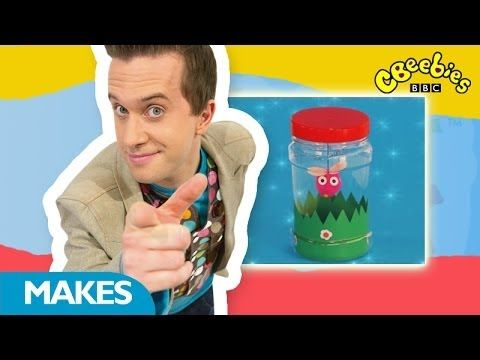 Cbeebies: Mister Maker - Bug In A Jar - YouTube