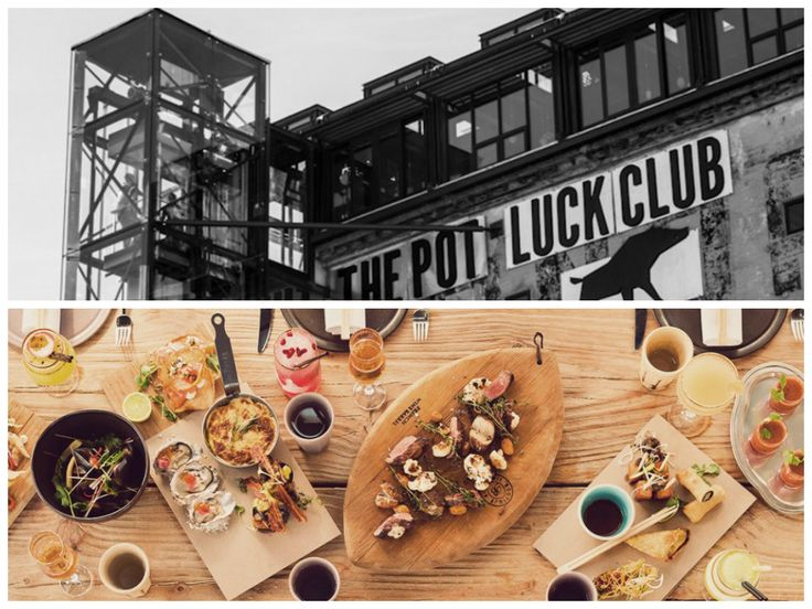 Enjoy our best new places in Cape Town and surrounds with #CapeTownMagNew. One more each day - so whenever you're bored.....#CapeTownMagNew. The Pot Luck Club-  Luke Dale-Roberts's modern global fusion restaurant rebrands and relocates. www.capetownmagazine.com/the-pot-luck-club