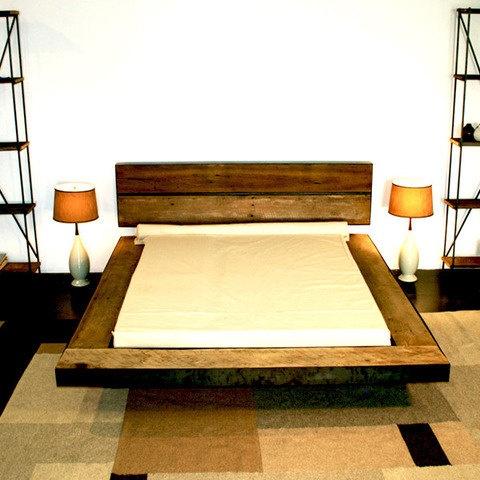 Mossam Platform Bed
