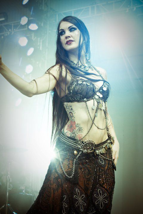 Zoe Jakes tribal fusion bellydance