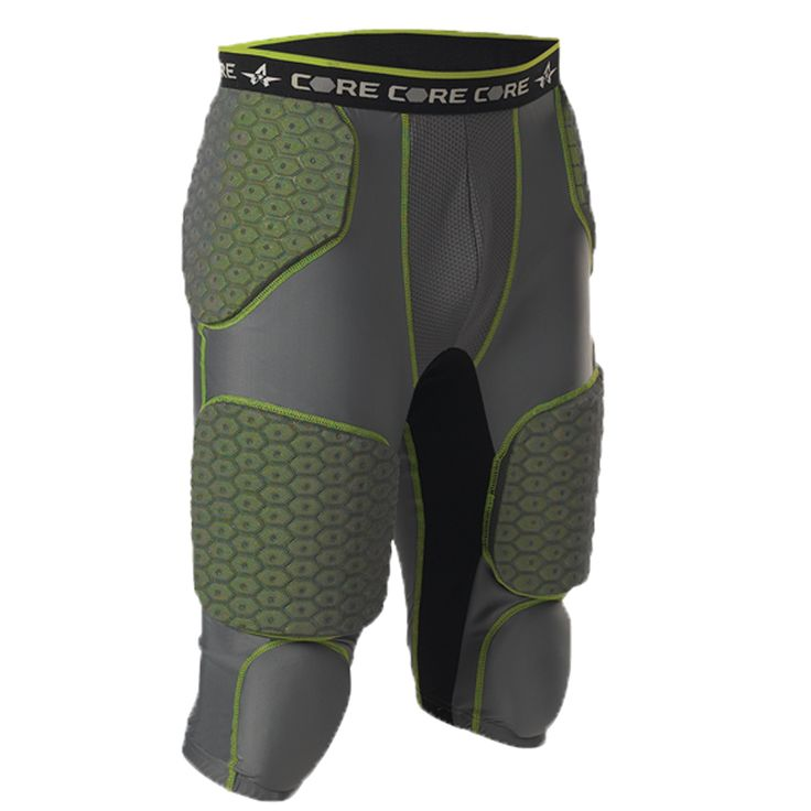 Alleson 7sipg core 7 pad integrated football girdle