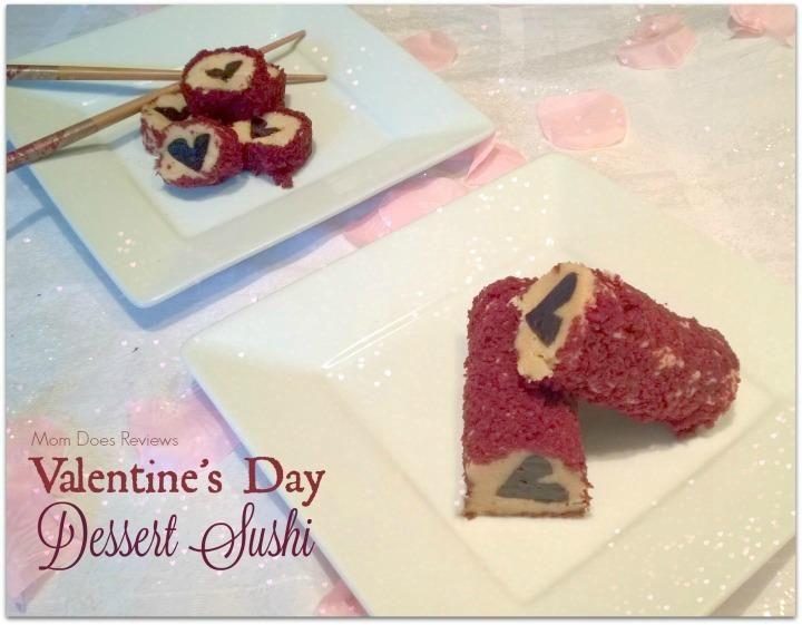 Valentine's Day #Dessert #Sushi #12DaysOf #RecipeIdeas - Women Lifestyle Health Fashion Winning Prizes
