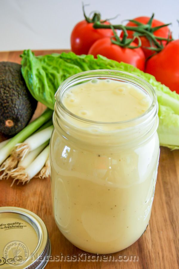 No store bought dressing can touch this. If only the screen was a scratch and sniff and you could take a whiff of this dressing. You'd be convinced. It's so perfect!  By far the most delicious Caesar dressing I've ever tried (and I've tried many many...
