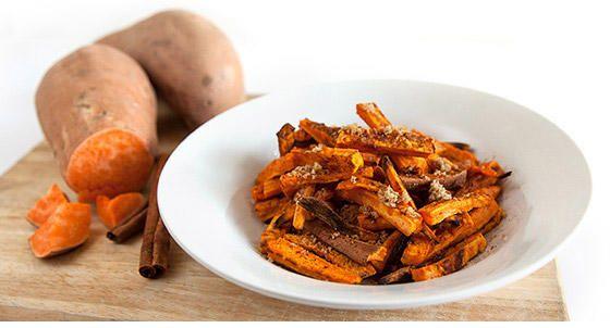 Az édesburgonya, megfelelő üzemanyag a lassú emésztéshez, támogatja a vércukorszint stabilizálását és vitaminokban, ásványokban gazdag. 7 édesburgonya recept!