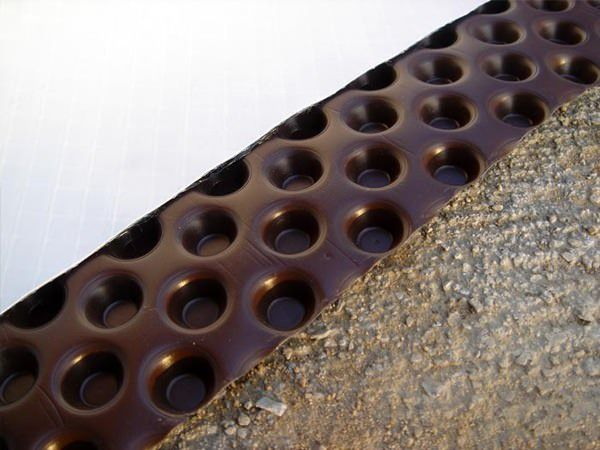 Drainage Matting For Flooding Crawl Spaces in Delaware & Maryland | Perimeter Drain in Dover, Pike Creek, Newark