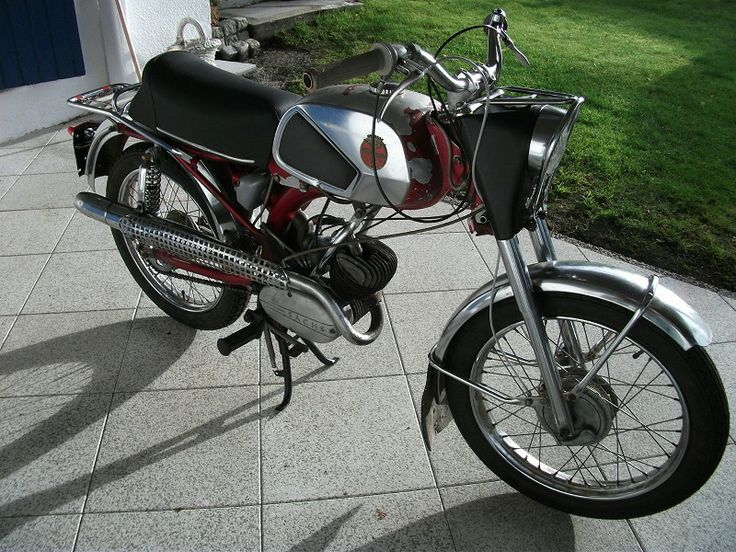 Original Norwegian Tempo PANTER 1969
