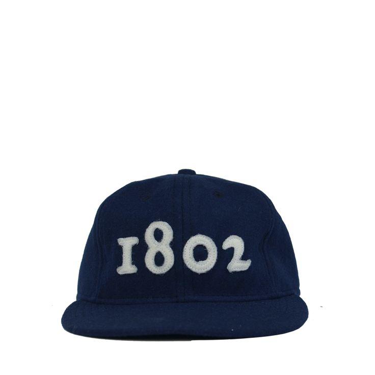 1802 Vintage League Baseball Hat | Made in America | beekman1802.com