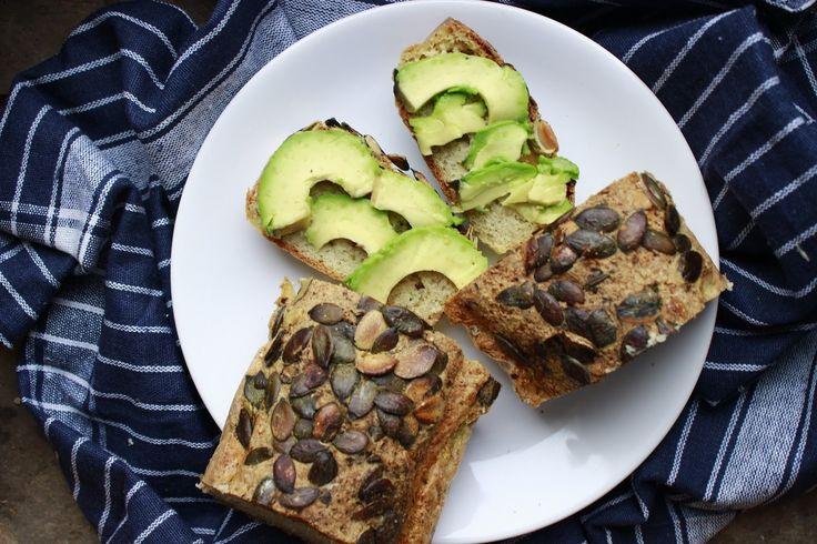 Pšenovo-quinoa chlieb