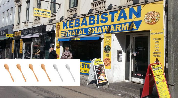 Kebabistan - Nørrebro #foodporn #foodie #food #foodreview