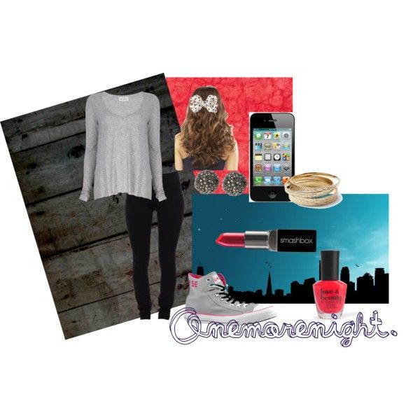 """One more night"" by isi-belieber3 on Polyvore"