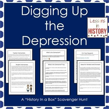 17 Best images about Great Depression and Photography Lessons for ...