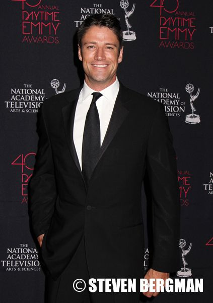 James Scott made No.3 on the Sizzling: Summer's 20 Sexiest Soap Hotties List | Daytime Confidential