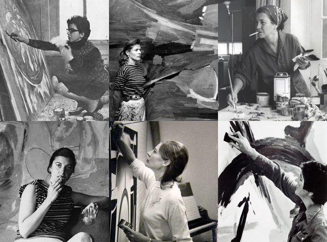 11+Artistas+Femeninas+Del+Expresionismo+Abstracto+Que+Tú+Debes+Conocer