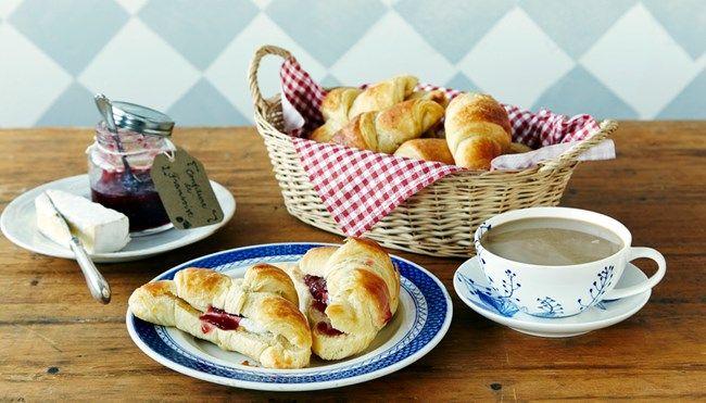 Croissantit eli ranskalaiset voisarvet - K-ruoka
