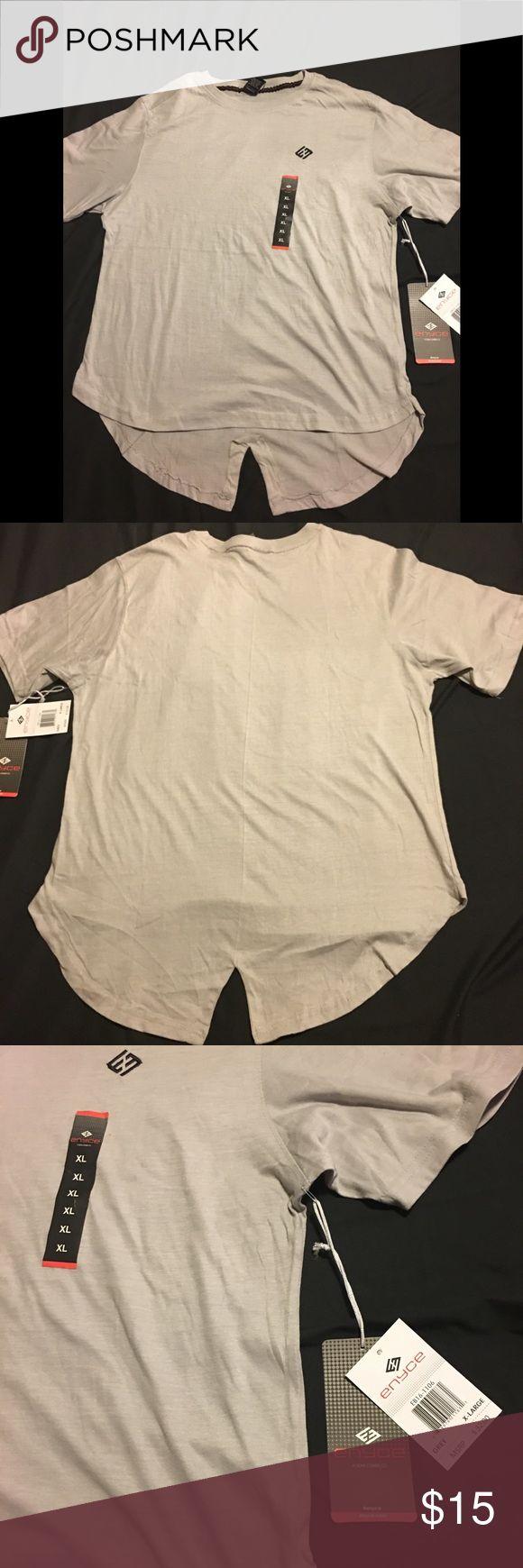 ENYCE Sean Combs co. Men's shirt ENYCE Sean Comb Co. men's shirt Lt grey color soft ENYCE Sean Comb Co. Shirts Tees - Short Sleeve