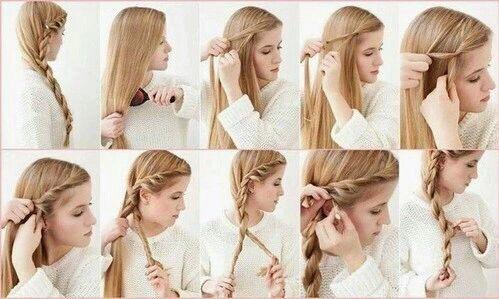 Peinados paso a paso faciles de hacer en casa buscar con - Peinados de moda faciles de hacer en casa ...