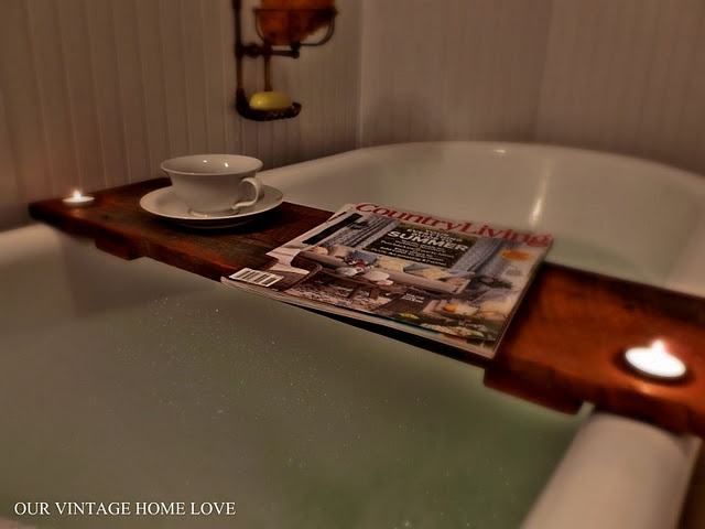17 best images about bath trays on pinterest bath caddy for I want to design my own bathroom