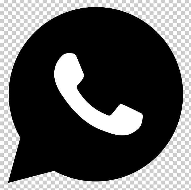 Whatsapp Computer Icons Mobile Phones Logo Png Android Black And White Circle Clip Art Computer Icons Mobile Phone Logo Phone Logo Black App