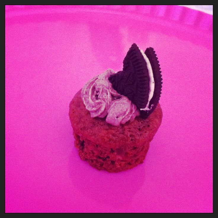 Mini Cupcakes oréo