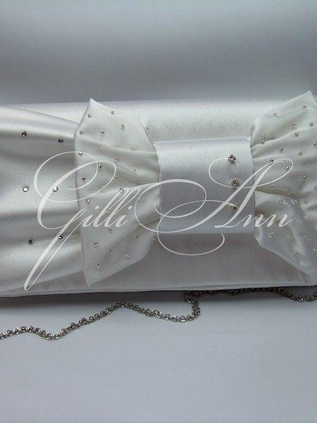 Свадебная сумочка клатч Gilliann Penelope BAG262 #weddingbag #weddingclutch