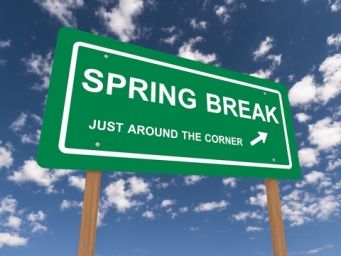Low Budget Spring Break Ideas