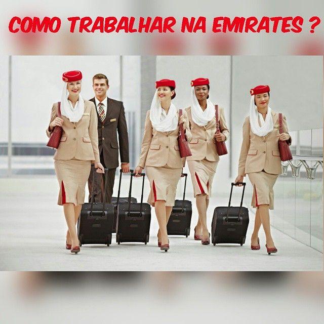 Olá meu queridos! Tudo bem? Então, o C&P resolveu explicar a vocês como é o processo pra entrar na #Emirates! ✈ A Emirates Airlines é uma companhia aérea dos Emirados Arabi que é eleita umas das melhores do mundo.  Então vamos lá!  Muitas pessoas têm dúvidas sobre como costuma ser o#OpenDayEmirates !!! Desse modo, resolvemos explicar de forma breve como funciona o processo seletivo da empresa. ⭕ O processo seletivo daEmiratesno Brasil conta geralmente com três etapas.  A primeira etapa é…