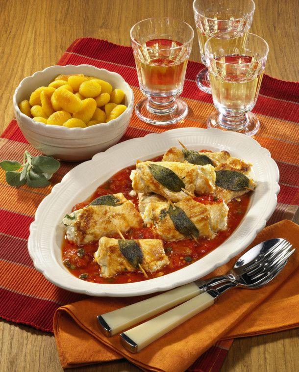 Unser beliebtes Rezept für Ricotta-Putenröllchen und mehr als 55.000 weitere kostenlose Rezepte auf LECKER.de.