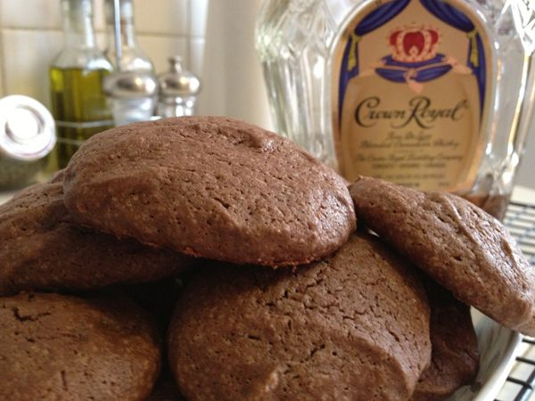 The 25 best crown royal cookies recipe ideas on pinterest crown royal cookies ordinary cookies can be spiced up with a little whiskey the liquor evaporates but they are left with the whiskey flavor forumfinder Images