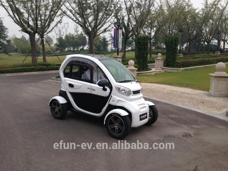Wholesale Luv Lithium Power Electric Car With Eec Type Approval