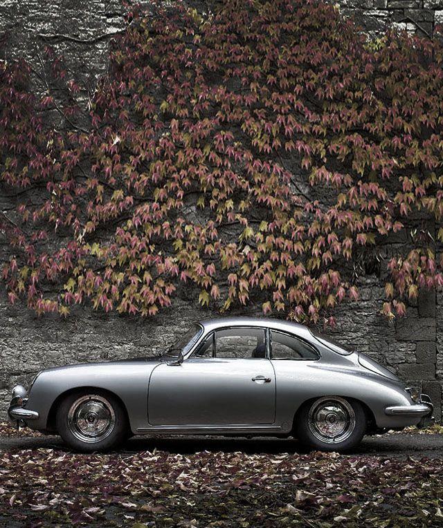 Classic porsche good figure and a splash of chrome #cars #wheels #tyres @alloywheels
